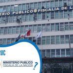 consulta ruc del ministerio publico